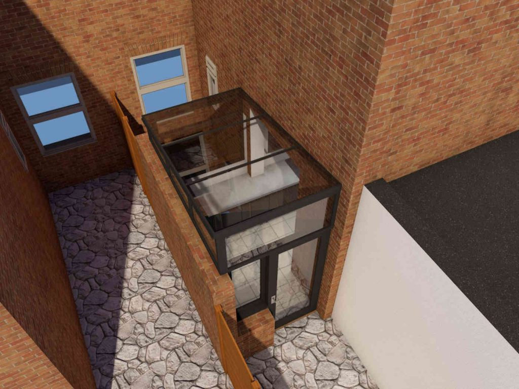 Bespoke Glass Extension [Leytonstone] Main Image