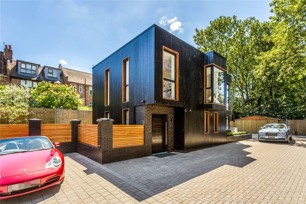 4 New Build Contemporary Houses [Crouch End] Main Image