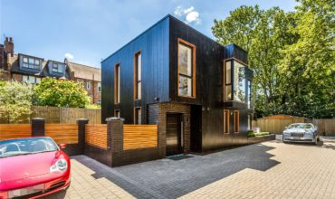4 New Build Contemporary Houses [Crouch End]