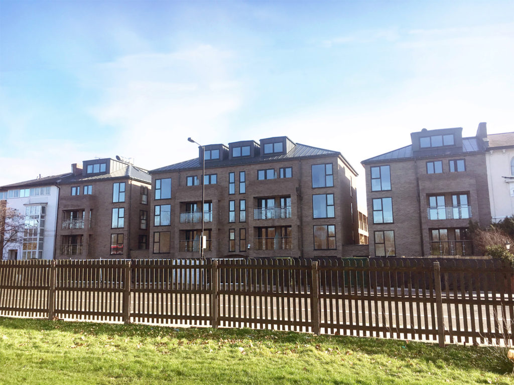 New Build 350 Bed Hostel [Finsbury Park] Main Image