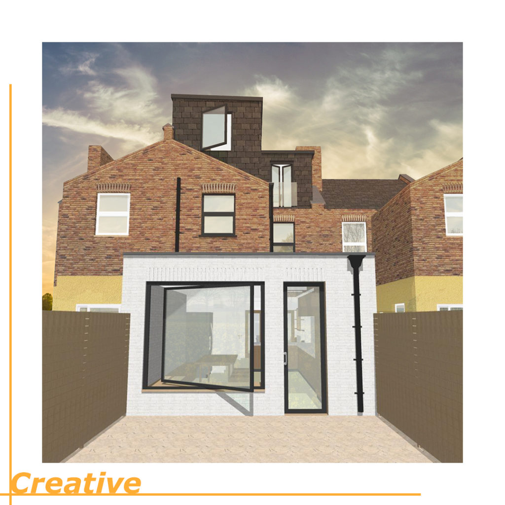 New Residential Project in E17 ? Rear Extension, Loft Conversion and Whole House Refurbishment. Main Image